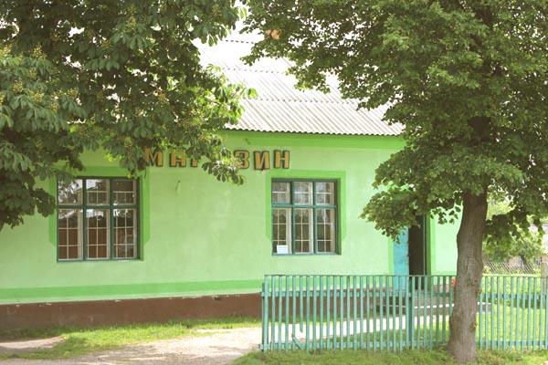 с. Корничі